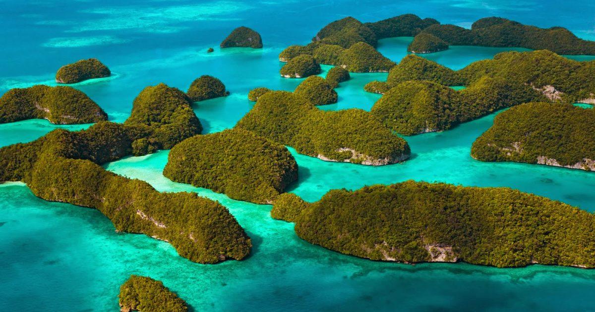 eilandjes